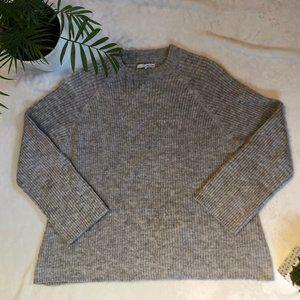 NWOT Oak + Fort Oversized Sweater